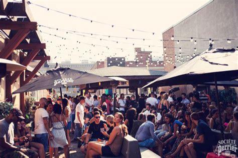 top bars in montreal urban roof gardens