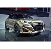 2018 Honda Avancier SUV Malaysia Spy Interior Specs