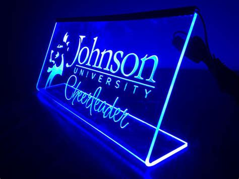 Acrylic Led Engraving Board Engraving Works M S S