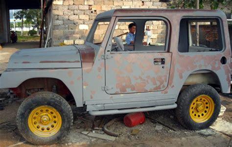 Jeep Chion Quot Modificaciones De Carroceria Quot Muy Curioso Jeeperos