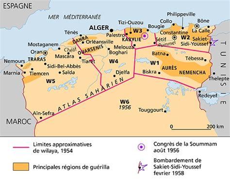Resume 1 Novembre 1954 by Encyclop 233 Die Larousse En Ligne Alg 233 Rie Histoire