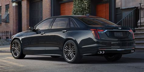 2019 Cadillac Turbo V8 by 2019 Cadillac Ct6 V Sport With New 4 2l Turbo V8 Paul