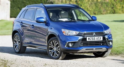Mitsubishi Rsx 2017 Mitsubishi Asx Priced From 163 15 999 In The Uk