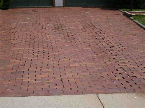 how much maintenance is too much maintenance brick pavers sted concrete sted asphalt