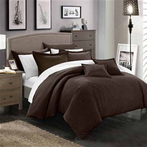 brown bedding sets buy brown comforter sets from bed bath beyond