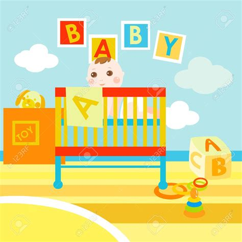 baby room clipart free baby nursery clipart 76