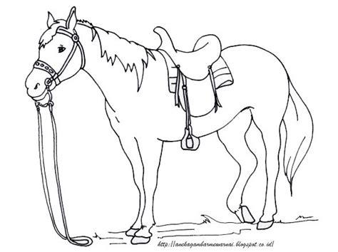 Mukena Kudapony Paud aneka gambar mewarnai gambar mewarnai kuda untuk anak paud dan tk pelajaran menggambar dan