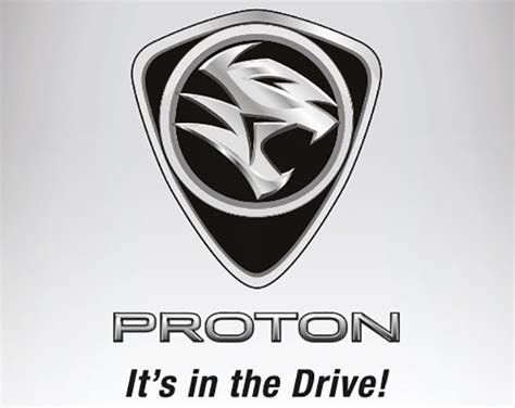 Proton Logo by Proton Reveals New Logo And Quot It S In The Drive Quot Tagline