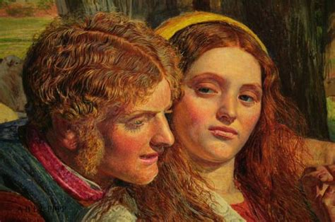 by william holman hunt the hireling shepherd pinterest the world s catalog of ideas