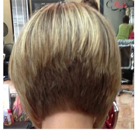 show bobs hair styles from back of head back view of medium layered hairstyles hairstyle for