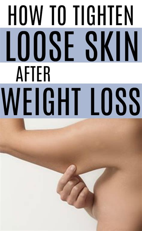 How To Tighten Skin After Weight Loss by How To Tighten Skin After Weight Loss The Dumbbelle