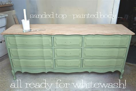 white wash dresser how to whitewash wood furniture salvaged inspirations
