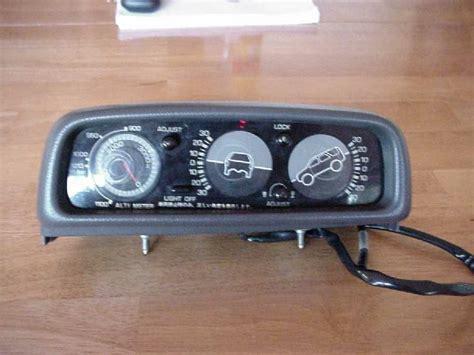 Toyota 4runner Inclinometer Jdm Toyota Inclinometer