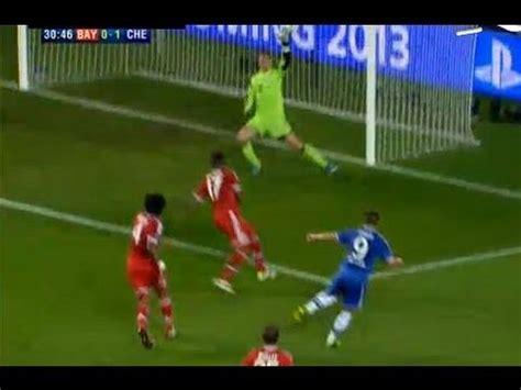 chelsea adu cuplikan gol bayern munchen vs chelsea 7 6 adu penalti