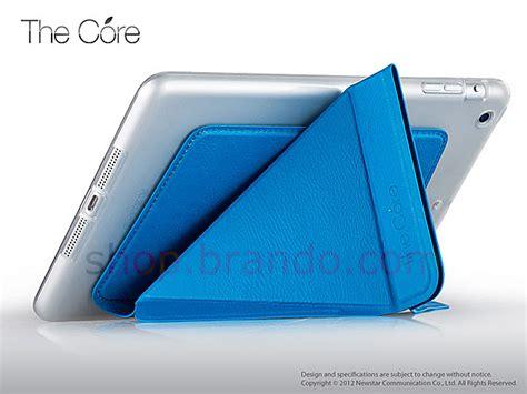 Sale Momax The Smartcase Stand For Mini 123 Orange momax mini premium leather smart stand