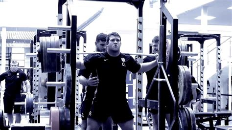 england rugby bench press in the gym with england rugby youtube