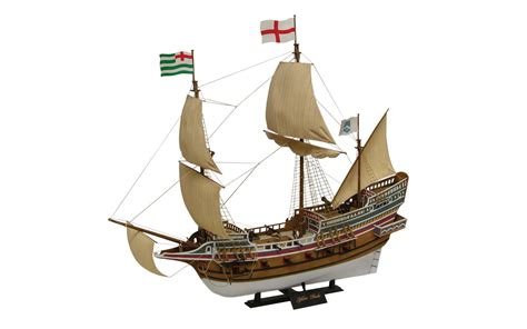 airfix av build   english ship  sail   world golden hind airfix kit