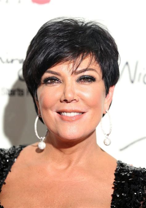 photo of kim kardashians mothers hairstyle kris jenner photos photos the kardashians open a store