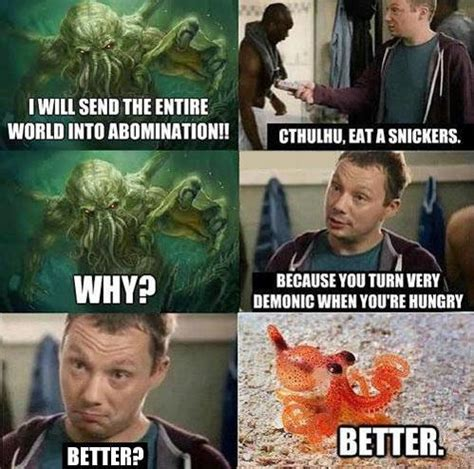 Eat A Snickers Meme - snickers quot hungry quot commercials know your meme
