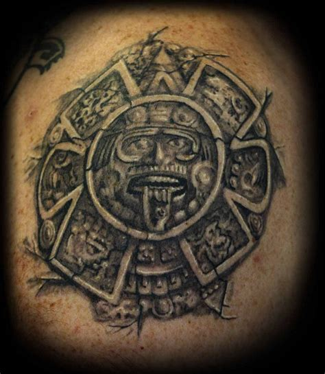 imagenes de tatuajes aztecas para hombres tatuajes aztecas todosimple