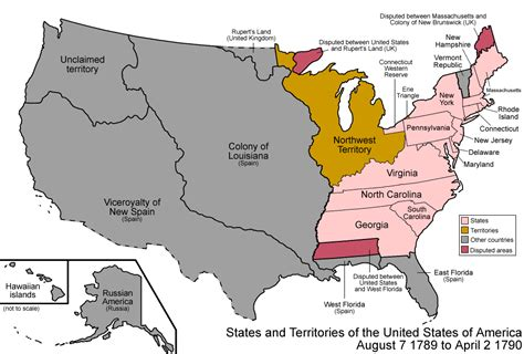 territory in america map 002 states and territories of the united states of america