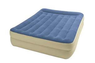 Air Bed Guest Bed Intex Pillow Rest Raised Airbed Air Mattress Guest