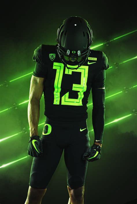 oregon duck colors oregon ducks to wear black and neon green uniforms against