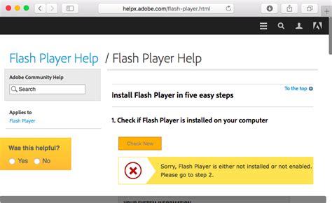 Adobe Untuk Mac cara menghapus adobe flash dari mac anda insightmac