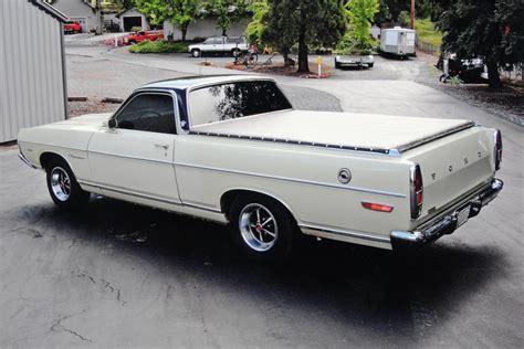 1969 Ford Ranchero by 1969 Ford Ranchero History