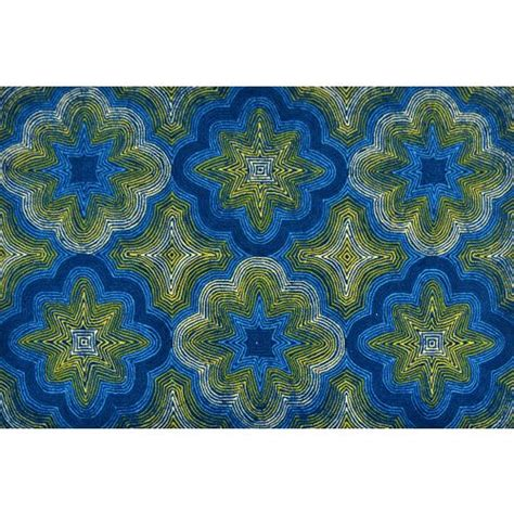 Zellige Indoor Outdoor Rug 5x8 5x8 Indoor Outdoor Rug