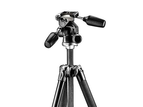 Manfrotto 294 Aluminum Tripod 3 Sections manfrotto 294 aluminum kit tripod