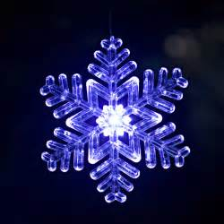 lighted snowflakes outdoor lighted outdoor snowflake ornament design 2 size 6