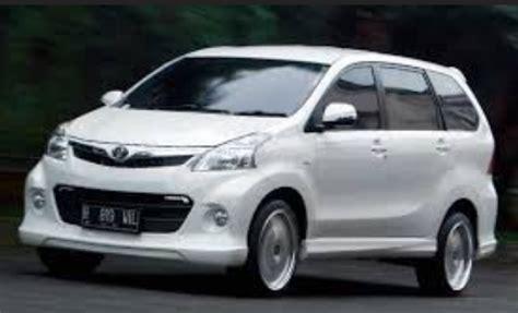 Luxury Toyota Toyota Avanza G Luxury Info Toyota