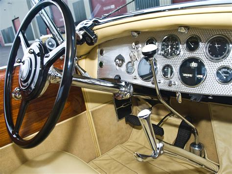 Duesenberg Interior by 1929 Duesenberg Model J 219 2239 Convertible Coupe Swb