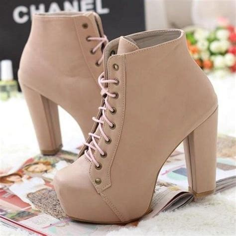 Winter Shoes Pumps by Details About Womens High Heels Platforms Boots