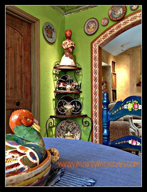 Mexican Style Decorations For Home by Mexican Style Home In Usa Visit Us At Www Mainlymexican