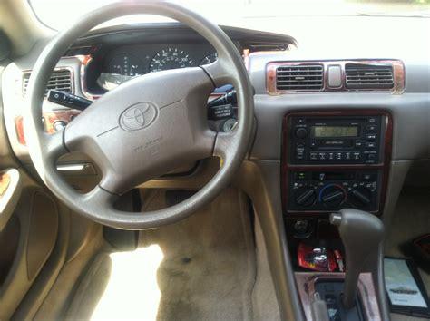 Toyota Camry 1998 Interior 1999 Toyota Camry Interior Pictures Cargurus