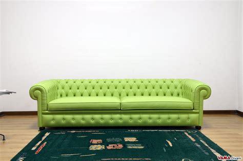 divano verde divano chesterfield come sceglierlo tipologie struttura