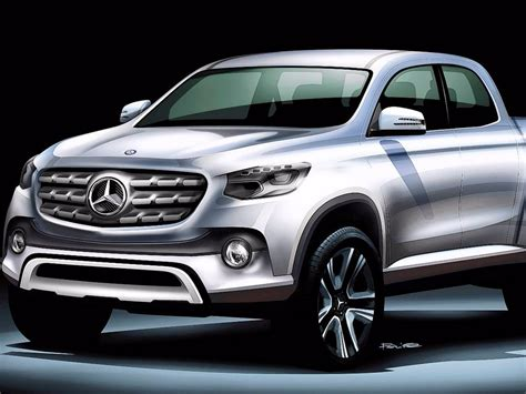 mercedes pickup mercedes benz pickup truck business insider