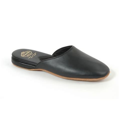 mens leather soled slippers church s s leather mule l leather l leather