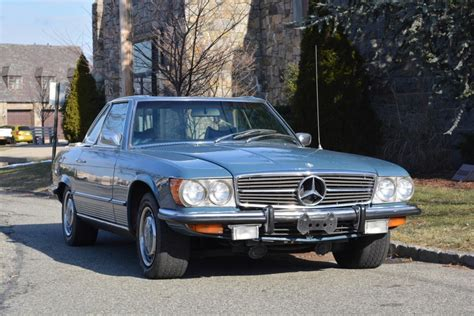 1973 mercedes 450sl stock 19975 for sale near
