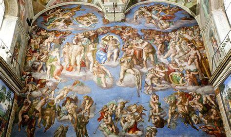 imagenes ocultas en la capilla sixtina paseo virtual en 3d por la capilla sixtina 161 para gloria