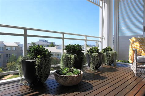 Home Designer Pro Balcony Breakfast Point Modern Landscape Sydney By The