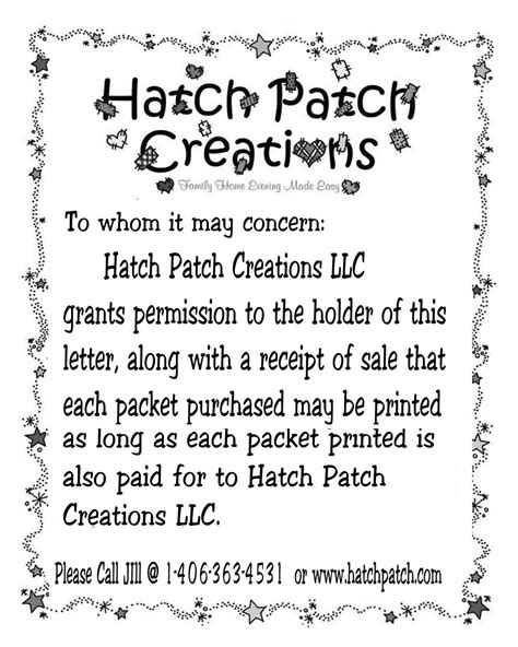 Permission Letter Copy Quot I M Confused Questions Quot Family Home Evening Made Easy Hatch Patch Creations