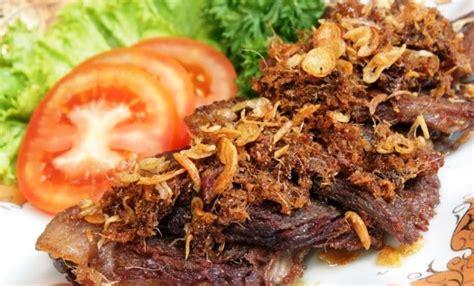 cara membuat opor ayam ala sunda cara membuat gepuk daging sapi ala sunda makanajib com