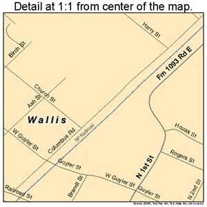 wallis map 4876240