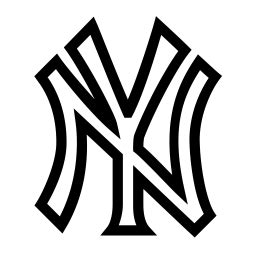 newyork yankees icon   style   svg png