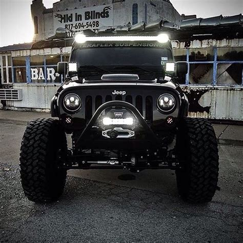 Light Bars For Jeeps 1000 Ideas About Led Light Bars On Road