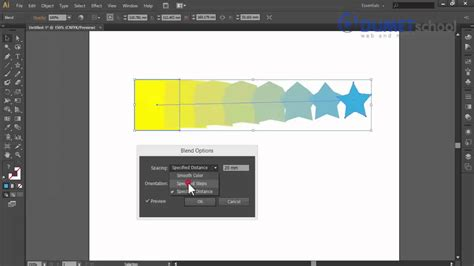 adobe illustrator cs6 youtube blend tool adobe illustrator cs6 youtube