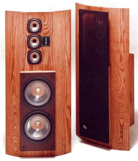 infinity rs ii speakers infinity reference six woofer mods audiokarma home audio